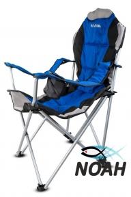 Кресло раскладное Ranger SL-010  откидное, синее