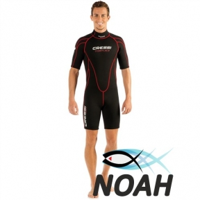 Гидрокостюм Cressi TORTUGA Man 2,5mm для плавания