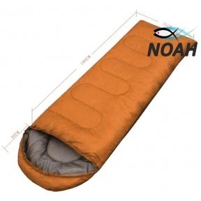 Спальный мешок Verus Nord Brown +0- 10С