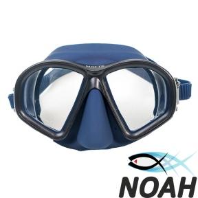 Маска Marlin Matte Blue для подводной охоты