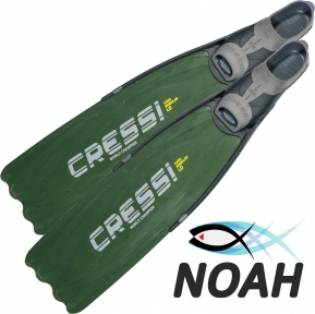 Ласты Cressi Gara Modular LD для подводной охоты