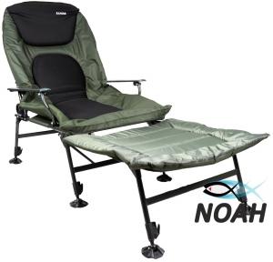 Кресло карповое раскладное Ranger с подставкой под ноги SL-106