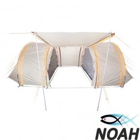 Палатка Кемпинг CARAVAN 8+ для отдыха