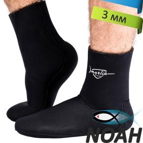 Носки Marlin Anatomic Duratex 3мм для подводной охоты