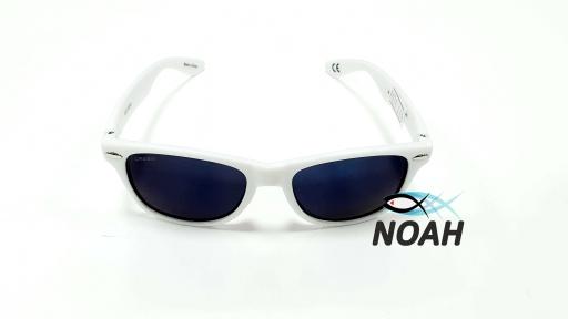 Очки CRESSI солнцезащитные MAKA WHITE/BLUE  синие
