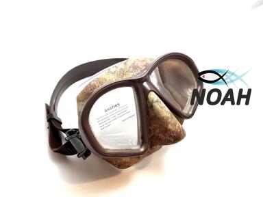 Маска Bs Diver Covert Brown для подводной охоты