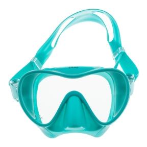 Маска Marlin Frameless Duo Green для плавания
