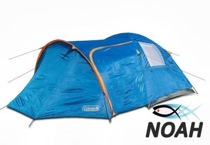 Палатка Coleman 1009 4-х местная