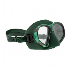 Маска Marlin Matte, зеленая