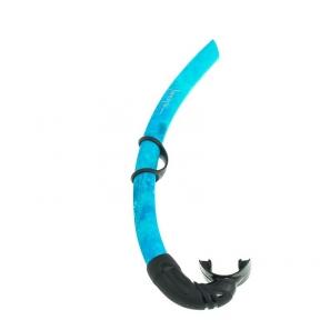 Трубка Marlin Classic Camo, голубая