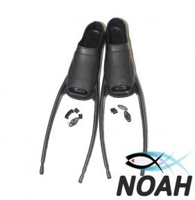 Калоши Bs Diver Orca цельнорезиновые для охотничьих ласт для подводной охоты (нового образца)