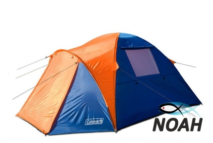 Палатка Coleman 1011 3-х местная
