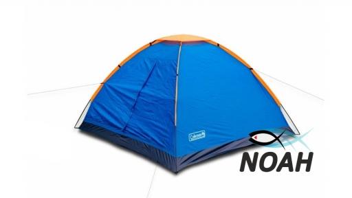 Палатка Coleman 1012 3-х местная