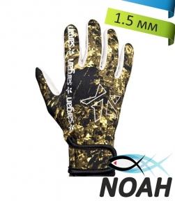 Перчатки SARGAN Агидель Camo РДЕСТ 2.0 - 1.5 мм