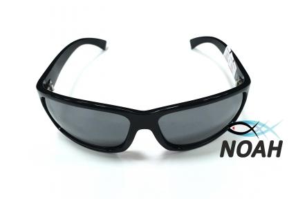 Очки CRESSI солнцезащитные MORFEO SHINY BLACK GREY MIRRORED (made in Italy),  зеркальные черные