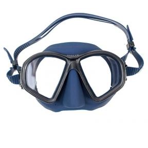 Маска Marlin Matte для подводной охоты, синяя