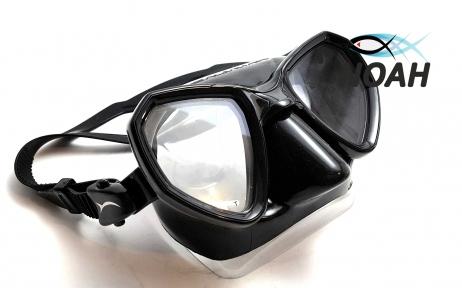 Маска Salvimar Morpheus Black для подводной охоты