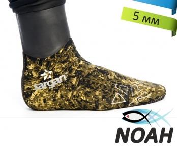 Носки SARGAN Сталкер 5 мм с кевларовой подошвой