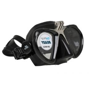 Маска Marlin Ready Black+ GoPro для плавания
