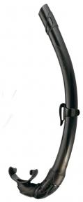 Трубка Cressi Corsica для подводной охоты, черная