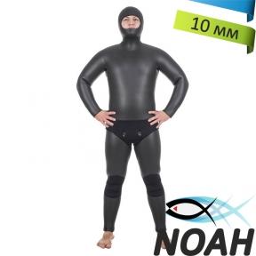 Гидрокостюм Marlin Zeus 10мм голый для подводной охоты
