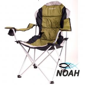 Кресло раскладное Ranger SL-010  откидное, зеленое