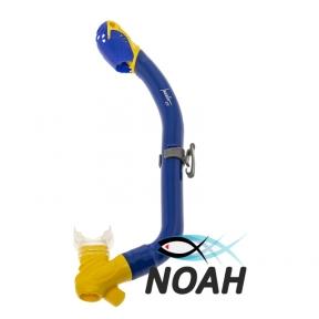 Детская  трубка Marlin Joy Blue/Yellow для плавания
