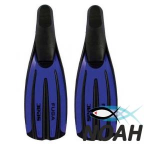 Ласты Seac Sub Fuga для плавания, цвет синий