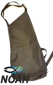 Сумка для раков размер XL, крабов и морепродуктов 33 * 65см (правый карман)
