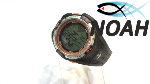 Подводные часы - глубиномер SARGAN Вектор 100М