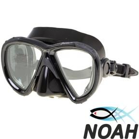 Маска Marlin Twist Black для подводной охоты