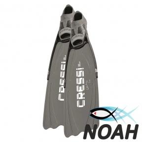 Ласты Cressi Gara Modular Nery для подводной охоты