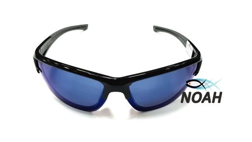 Очки CRESSI солнцезащитные PHANTOM BLACK/BLUE LENS, синие