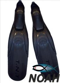 Ласты VERUS TNT для подводной охоты (несменная лопасть)