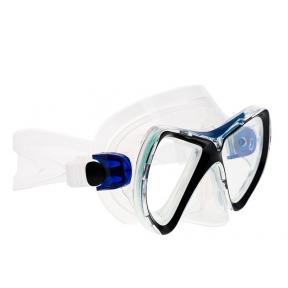 Маска Marlin Goa для плавания, синяя