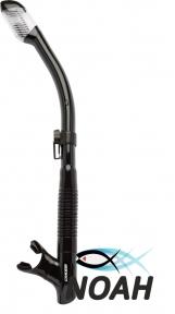 Трубка Cressi-Sub Tao Dry Black для подводного плавания
