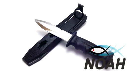 Нож Cressi Supertotem для подводной охоты