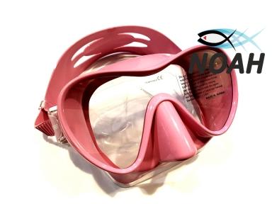 Маска Cressi F1 Frameless Pink для плавания