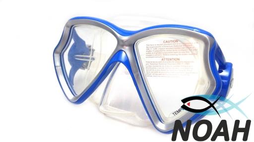 Маска детская Intex 55980 для плавания, цвет синий