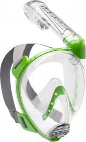 Маска полнолицевая Cressi Duke, зеленая