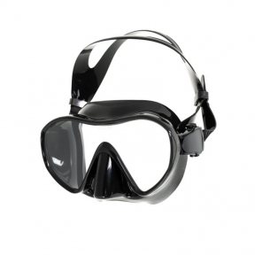 Маска Marlin Frameless Scuba для плавания, черная