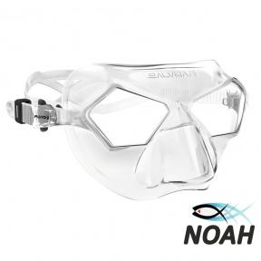 Фридайверская маска Salvimar Incredible, прозрачная