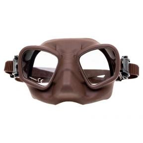 Маска Marlin Matrix, коричневая для подводной охоты