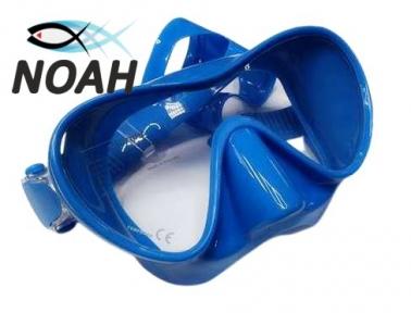 Маска Verus F1 DUO Blue для плавания, синяя