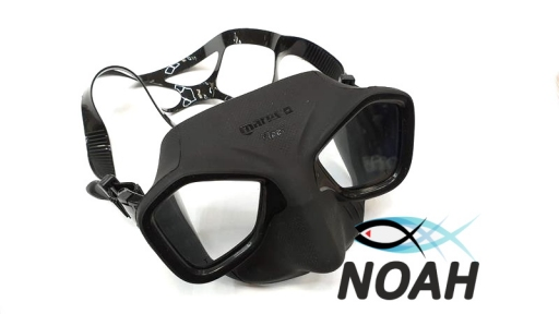 Маска Mares Viper Black для плавания