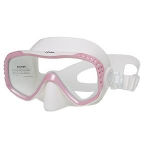Маска Marlin Look бело-розовая