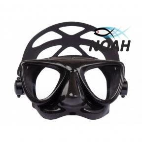 Маска C4 Plasma Black для фридайвинга подводной охоты