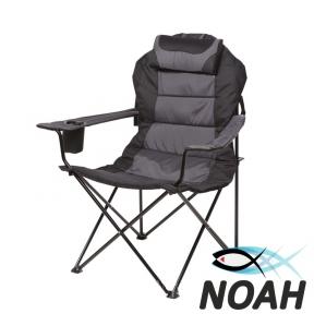 Кресло раскладное Мастер карп серый
