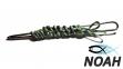 Кукан Verus игла 24 см с тросом паракорд