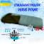 Зимний спальный мешок Verus Polar Nery Blue до - 20°C (утепленный)